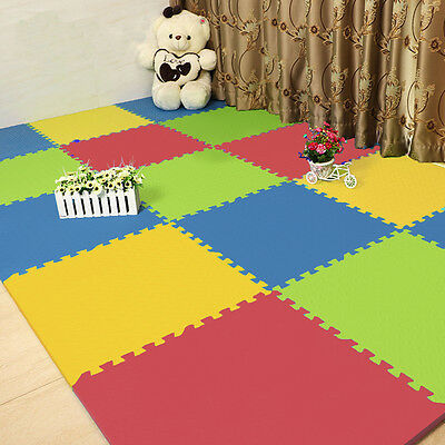 Heavy Duty Eva Interlocking Gym Mats With Edging Corner Strips Flooring Tiles