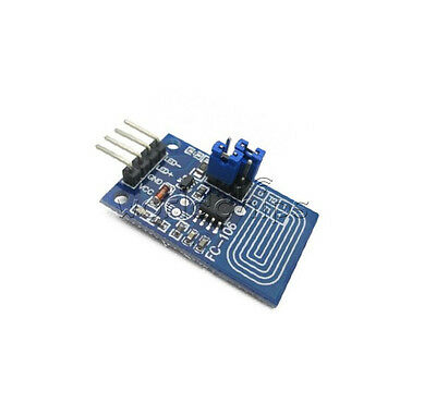 Capacitive Touch Dimmer PWM Control Panel Dimmer Switch Module