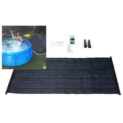 Solar Swimming Pool Heater Hot Water Mat Sun Heating Kit for Bestway Intex pools