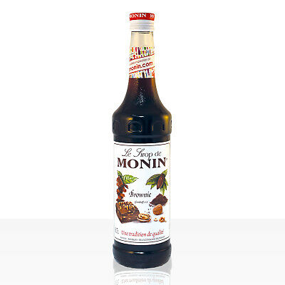 Monin Sirup Brownie 0,7 l