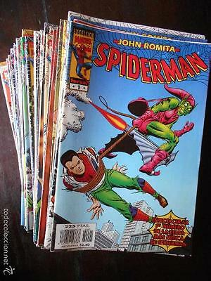 Spiderman - John Romita - Numeros 1 Al 51 - Marvel Comics - Forum (Y)