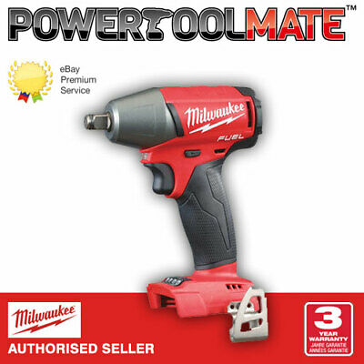 Milwaukee M18FIWF12-0 18v 1/2in Friction Ring Impact Wrench - Naked - Bare Unit