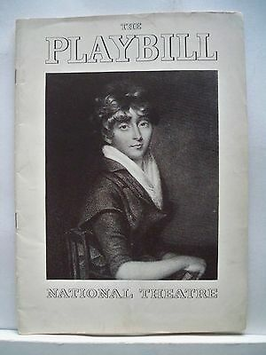 WITHIN THE GATES Playbill Autographed LILLIAN GISH NYC 1934