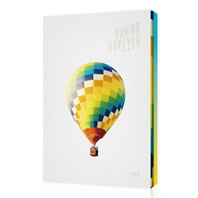 BTS-[YOUNG FOREVER] Special Album DAY ver. 2CD+POSTER+1p Card+112p Photo Book