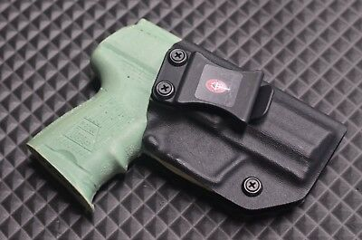 Kydex Holster Inside the waistband Concealment with adjustable retention IWB,CCW