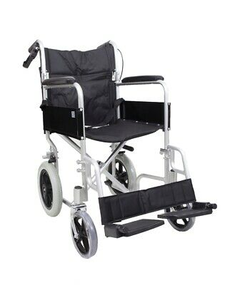 Angel Mobility Ultralite Folding Lightweight Transit Travel  Wheelchair Amw003S