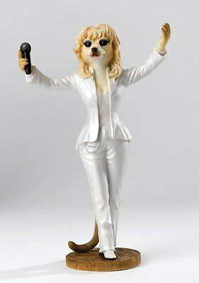 Country Artists CA04484 Magnificent Meerkats Dolly Parton Figurine in BOX 23309