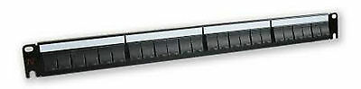 Nexans N521.661  LANmark Cat5e/6/7 Patch Panel Modular Unloaded