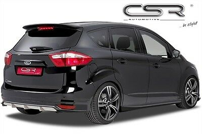 Race / Sport Design Rear Tailgate Roof Spoiler For Ford C Max C-Max Grand C Max
