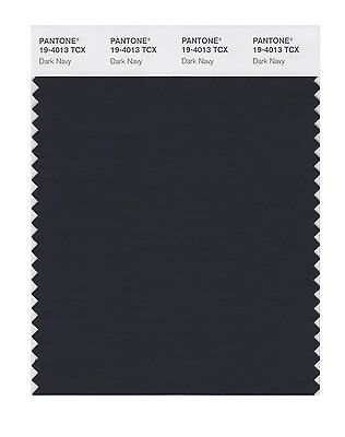 Pantone Smart Swatch 19-4013 Dark Navy
