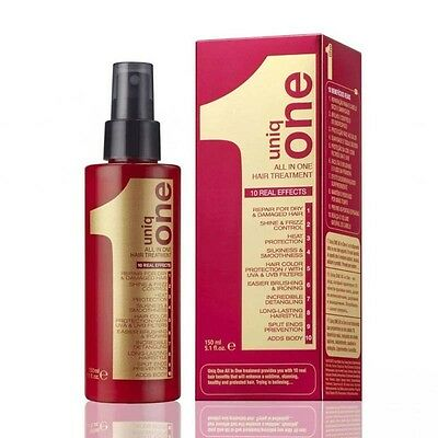 Revlon Professional Uniq One Uniq 1 Moisturising All In One Hair Treatment 150ml