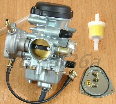 Carb Yamaha Big Bear Wolverine Kodiak Grizzly 250 350 400 450 Carburetor