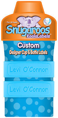 Personalized Baby Bottle Labels & Sippy Cup Labels