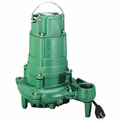 Zoeller N137 - 1/2 HP Cast Iron Sump/Effluent Pump (Non-Automatic)