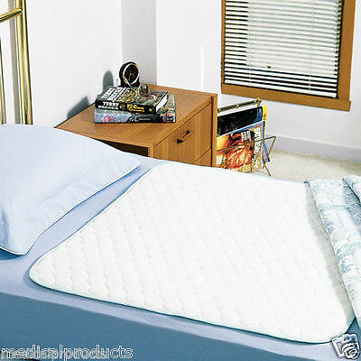 12 New Bed Pads Reusable Underpads 34x36 Hospital Medical Incontinence Washable
