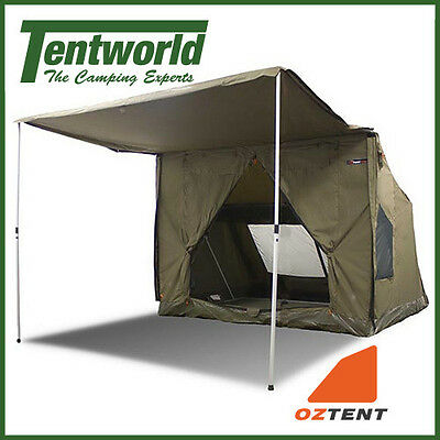 Oztent RV5 5-6 Man / Person Fast Frame Camping Tent