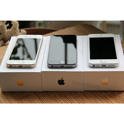 iPhone 5S 16GB/32GB/64GB Space Grey Black/White Silver/Gold Silver For Daughter