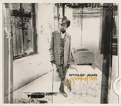 Wyclef Jean - Greatest Hits (2007)  CD  NEW/SEALED  SPEEDYPOST