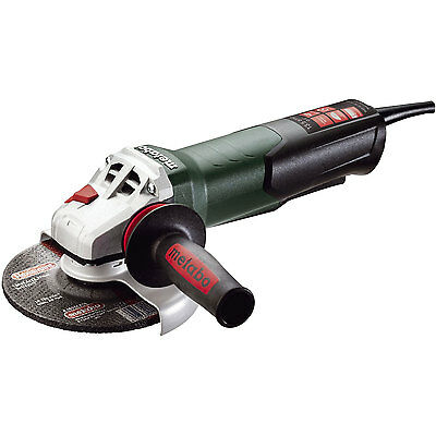 "Metabo 600488000 6"" 12 AMP Angle Grinder w/ Paddle Switch WEP 15-150 QUICK New"