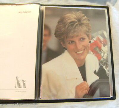 #t2.  1998 Diana Princess Of Wales Daily Telegraph Newspaper Album