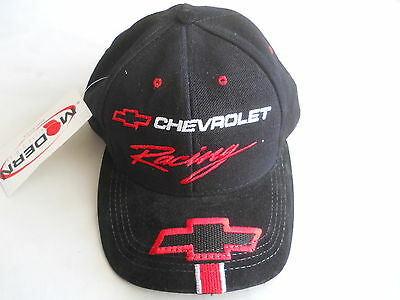Chevrolet Racing Hat Cap By Modern Made in the USA