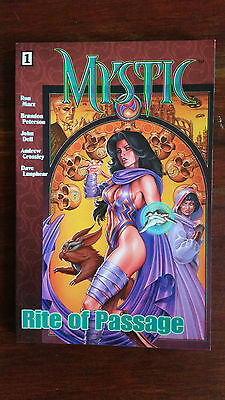Crossgen Comics: Mystic Rite Of Passage Tp #1 Graphic Novel