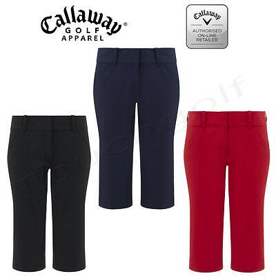 Callaway Women/Ladies Golf Shorts - CGBS6054 - New.