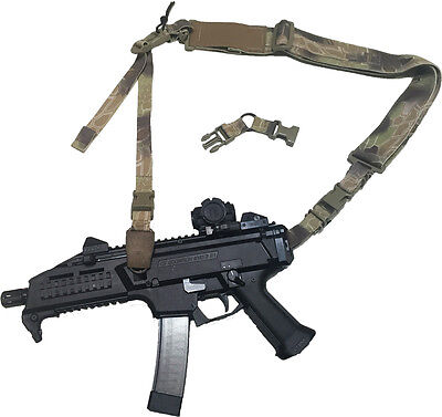 CZ Scorpion EVO3 S1 URBAN-SENTRY Hybrid One & Two Point Tactical Sling Kit