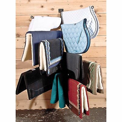 10 Arm Vertical Pad Rack by Easy-Up