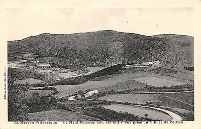 58-Le Mont Beuvray-N°327-H/0295