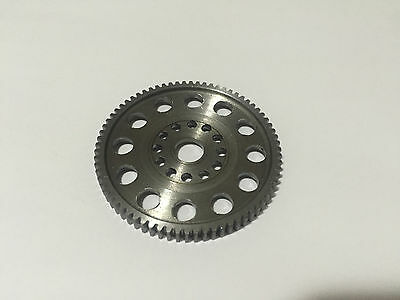Hard Steel 72T  TOOTH SPUR GEAR for TRAXXAS T-MAXX .15, 2.5