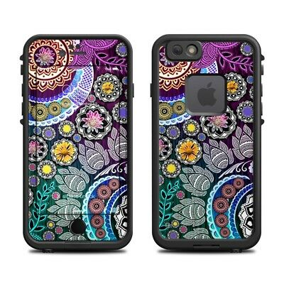 Skin for LifeProof FRE iPhone 6/6S - Mehndi Garden - Sticker Decal