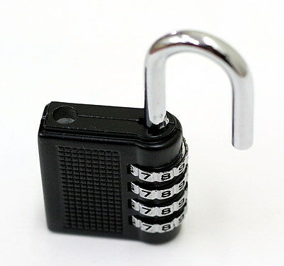 HIGH SECURITY 4-digit Combination PADLOCK Pad Lock