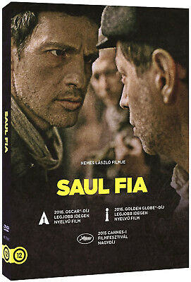Saul Fia -  Son Of Saul -  Hungarian Dvd 2 In 1 (2015) - Oscar Winner In 2016