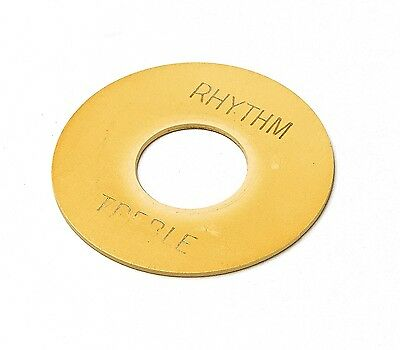 Aged 59 LP Toggle Plate Pokerchip Creme Montreux Time Machine fits to Les Paul ®