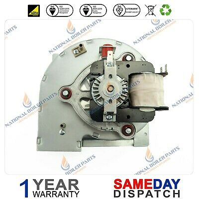 Vaillant Thermocompact VU 152/2-5 202/2-5 242/2-5 282/2-5 R1 Fan Assembly 190215