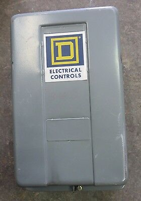 Square D 8903 SMG 3 Lighting Contactor  Series A 30 Amp