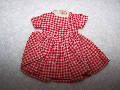 Vintage Betsy McCall Little Cook Dress Good Condition