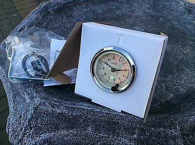 smiths 52mm  Magnolia  faced car clock mini , etc