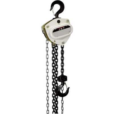 1-Ton Hand Chain Hoist With 10' Lift JET 101910 New