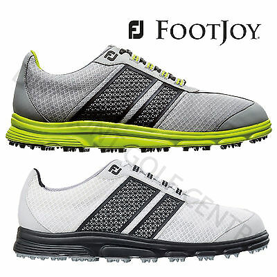 FootJoy Men's SuperLites Spikeless Summer Golf Shoes Medium & Wide Fit Available