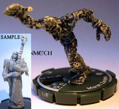 Mage Knight Unlimited Painters Edition #026 Marsh Zombie **