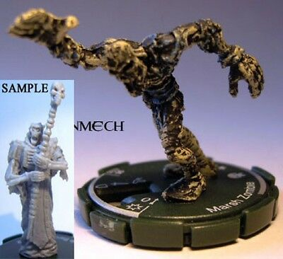Mage Knight Unlimited Painters Edition #027 Marsh Zombie ***