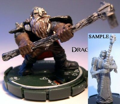 Mage Knight Unlimited Painters Edition #151 Dwarven Hammerskald