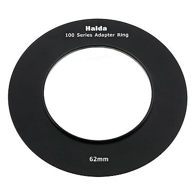 Haida 62mm Metal Adapter ring for 100 Series Filter Holder