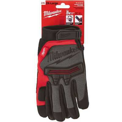 Demolition Gloves - 2X-Large Milwaukee 48-22-8734 New