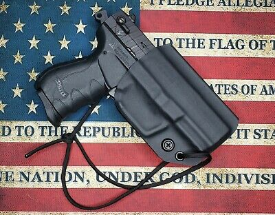Trigger Guard Holster IWB Inside Waist Band Holster with adjustable retention