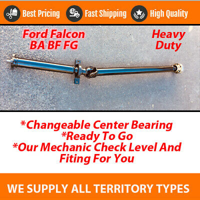 Ba Ford Falcon 2002-2005 Sedan Xr6 Manual 5 Speed Recondition Tailshaft