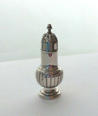 Vintage EPNS Salt Shaker Very Good Condition