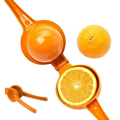 Orange Squeezer Manual Hand Held Lime Lemon Citrus Juice Press Juicer Fruit